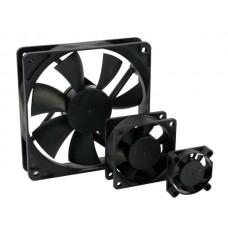 VENTILATOR 24VDC GLIJLAGER 120 x 120 x 38mm