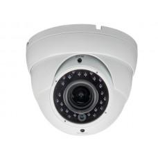HD CCTV-CAMERA - HD-TVI - GEBRUIK BUITENSHUIS - DOME - IR - VARIFOCALE LENS - 1080P
