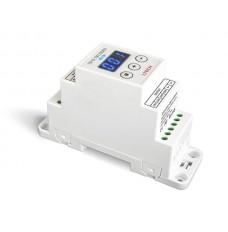 4-KANAALS LED-DIMMER VOOR DIN-RAILMONTAGE - DMX