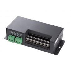 HOOGVERMOGEN DMX-CONTROLLER VOOR LEDSTRIPS - 4 KANALEN