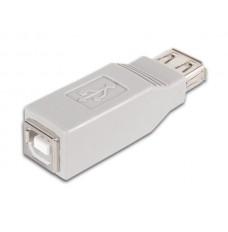 USB ADAPTER - A VROUWELIJK NAAR B VROUWELIJK