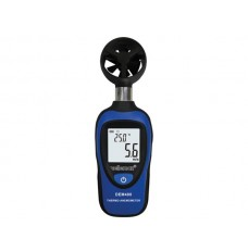 DIGITALE MINI THERMOMETER-ANEMOMETER