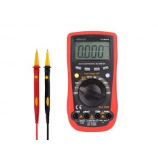 DIGITALE MULTIMETER - CAT III 600V / CAT IV 300V - 15A - 6000 COUNTS - TRUE RMS