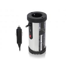 EWENT - OMVORMER 12 VDC NAAR 230 VAC (150 W)