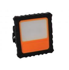 DRAAGBARE HERLAADBARE LED-WERKLAMP - 20 W / 1400 lm - MET DIMFUNCTIE