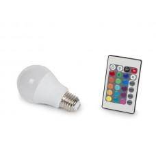 LEDLAMP - 7.5 W - E27 - RGB & WARMWIT