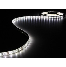 KIT MET FLEXIBELE LED-STRIP EN VOEDING - KOUDWIT - 180 LEDS - 3 m - 12 VDC