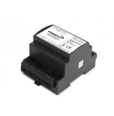 RGBW LED-CONTROLLER - BEDIENING VIA DRUKKNOP & DALI