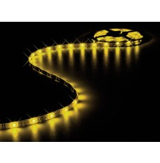 FLEXIBELE LED STRIP - GEEL - 150 LEDS - 5m -12V