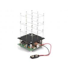 3D LED-KUBUS - 3 x 3 x 3