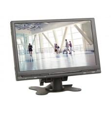 """9"""" HI-RES DIGITALE TFT-LCD MONITOR MET AFSTANDSBEDIENING - 16:9 / 4:3"""