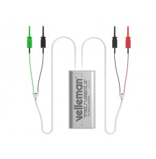 MINI 2-KANAALS PC-OSCILLOSCOOP MET USB-AANSLUITING