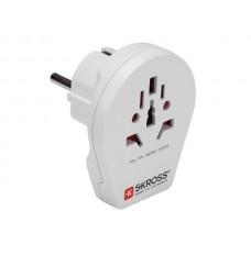 REISSTEKKER - WERELD NAAR EUROPA + USB