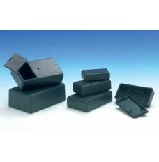 SOAP BEHUIZING - ZWART 58 x 35 x 16mm
