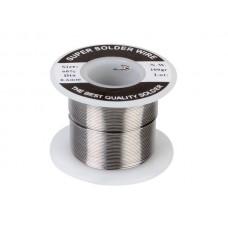 SOLDEER Sn 60% Pb 40% - 0.6 mm 100 g