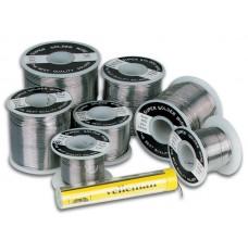 SOLDEER Sn 60% Pb 40% - 1% FLUX 0.8 mm 500 g