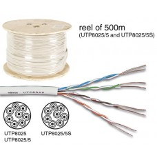 UTP KABEL CAT5E 4 x 2 x 0.51mm IVOOR / 4 TWISTED PAIRS - 100m