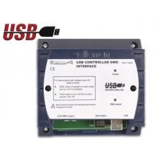 DMX-CONTROLLER VIA USB