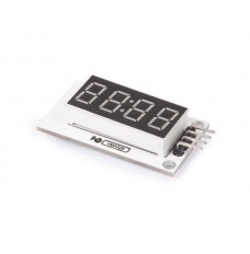 4-DIGIT DISPLAY MET DRIVER (TM1637)