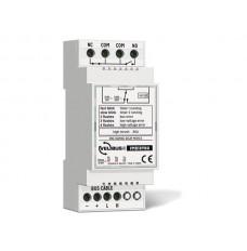 1-kanaals relaismodule met potentiaalvrij wisselcontact voor DIN rail