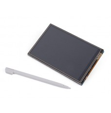 "3.5"" TOUCHSCREEN VOOR RASPBERRY PI® - 320 x 480"