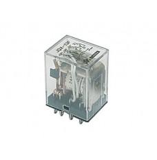 KRACHTIG RELAIS 3A/28VDC-220VAC 4 x WISSEL 12Vdc