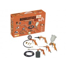 NUAIR - ACCESSOIREKIT VOOR COMPRESSOR - MULTY