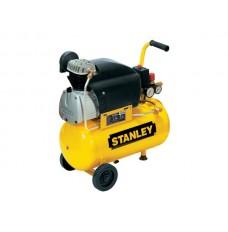 STANLEY - COMPRESSOR MET DIRECTE AANDRIJVING EN SMERING - 2 pk / 24 L / 8 bar