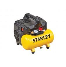 STANLEY - OLIEVRIJE COMPRESSOR - LOW NOISE - 1 pk / 6 L / 8 bar - 59 dB