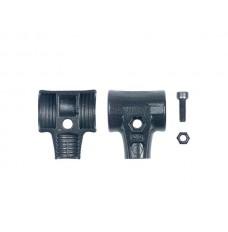 Wiha Hamerschaalset met schroef en borgmoer voor kunststof hamer Safety (26671) 60 mm