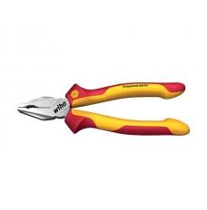 Wiha Combinatietang Professional electric met DynamicJoint® en OptiGrip met extra lang snijvlak (26708) 180 mm